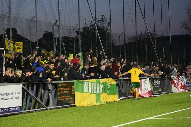 Horsham v Ashford United Play-off final: Travel Advice