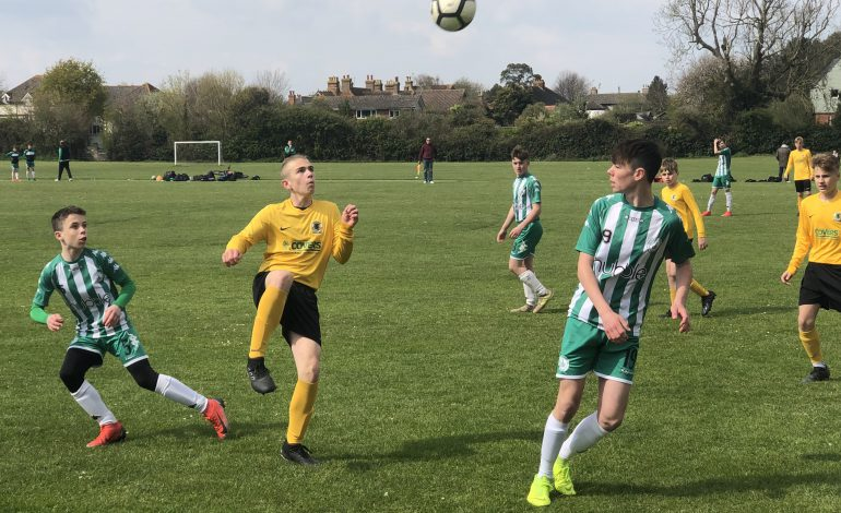 Chichester City U14 1 Horsham Amber 1
