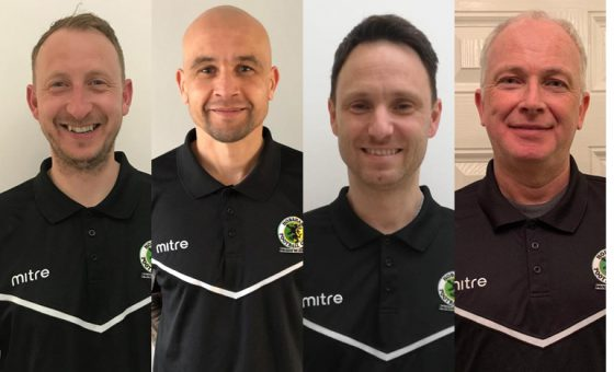 Introducing our new youth team managers